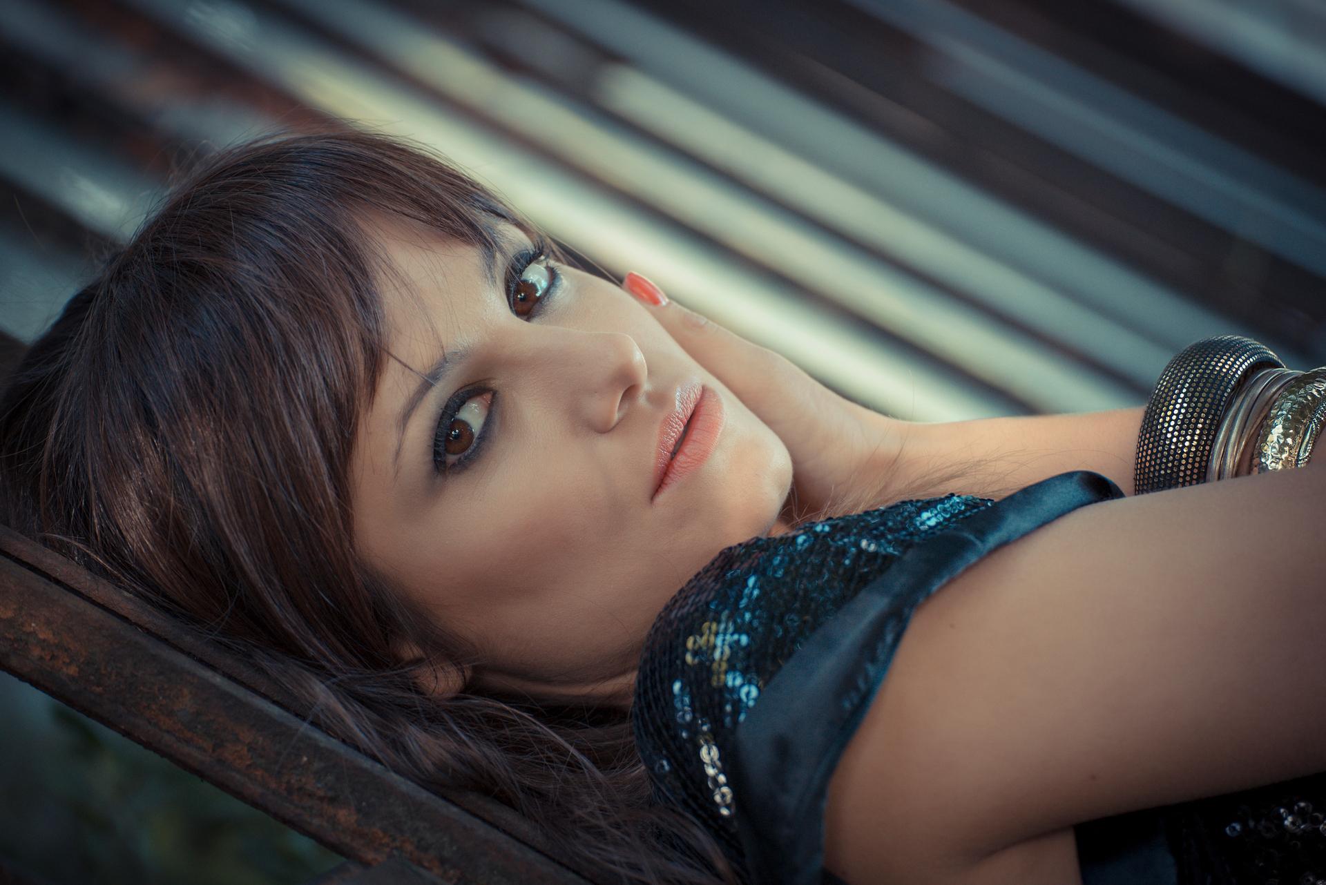 Elena short dress