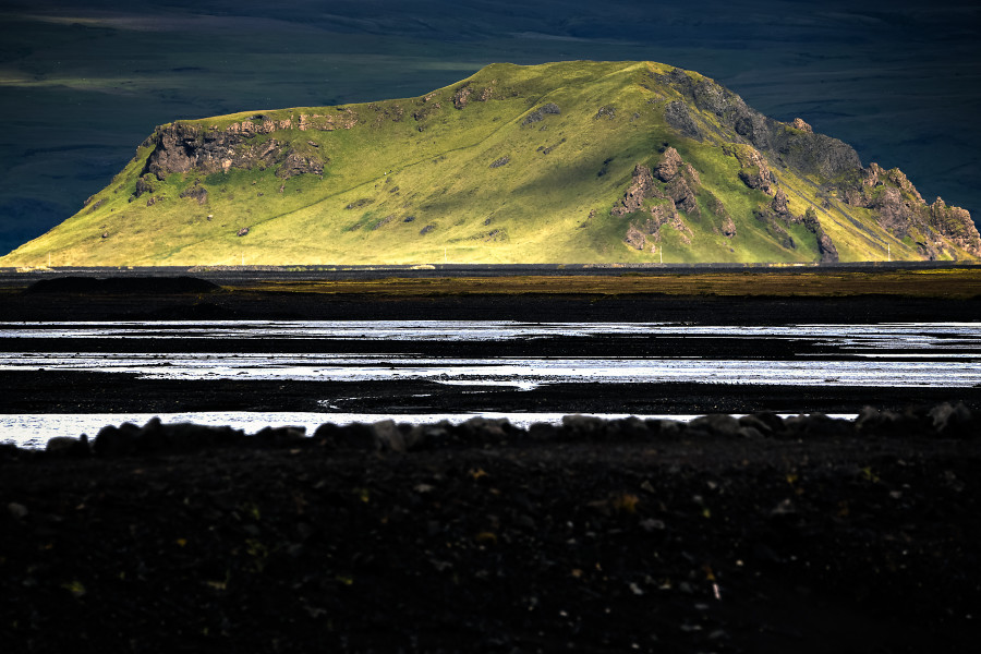 Iceland color